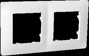 Рамка двомісна, серія CLASSIC