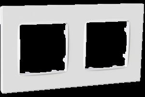 Рамка двомісна, серія NORDIC