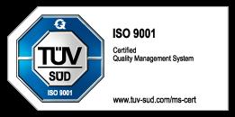 PLANK ELECTROTECHNIC LLC ISO 9001