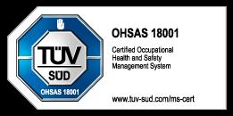 PLANK ELECTROTECHNIC LLC OHSAS 18001