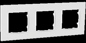 Рамка тримісна, серія NORDIC