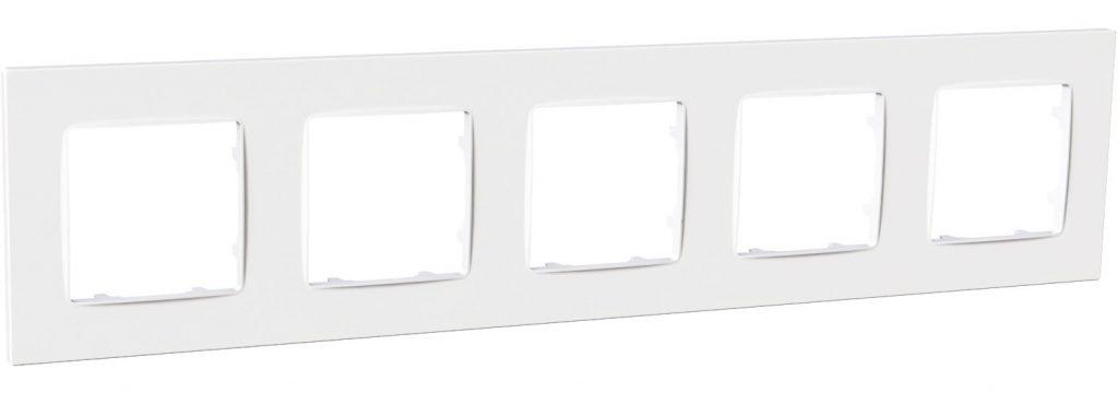 Рамка п'ятимісна, серія NORDIC image