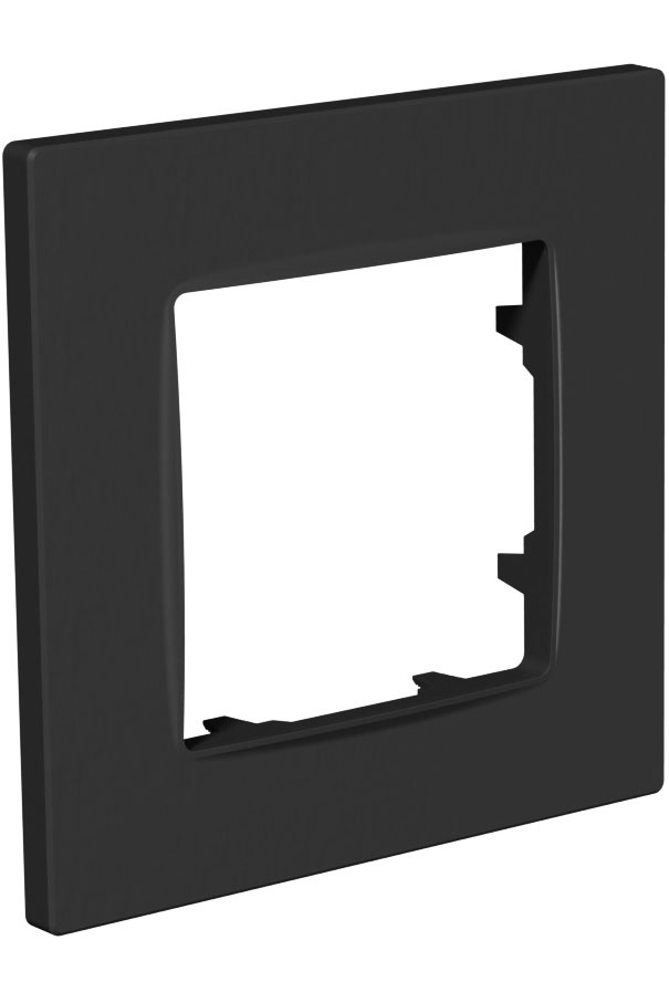 Рамка одномісна, серія NORDIC, антрацит image