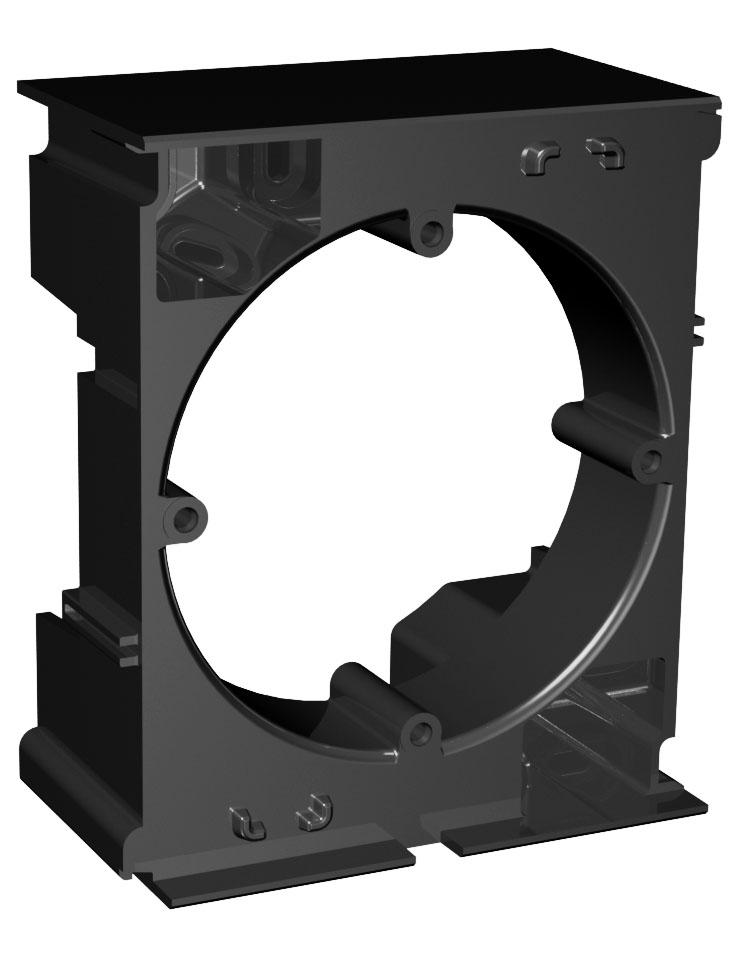 Розширювач накладного монтажу, графіт image