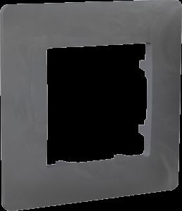 Рамка одномісна, серія CLASSIC, базальт